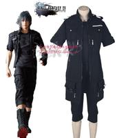 Free shipping Japanese Anime Final Fantasy XV Noctis Lucis Caelum Cosplay Costume
