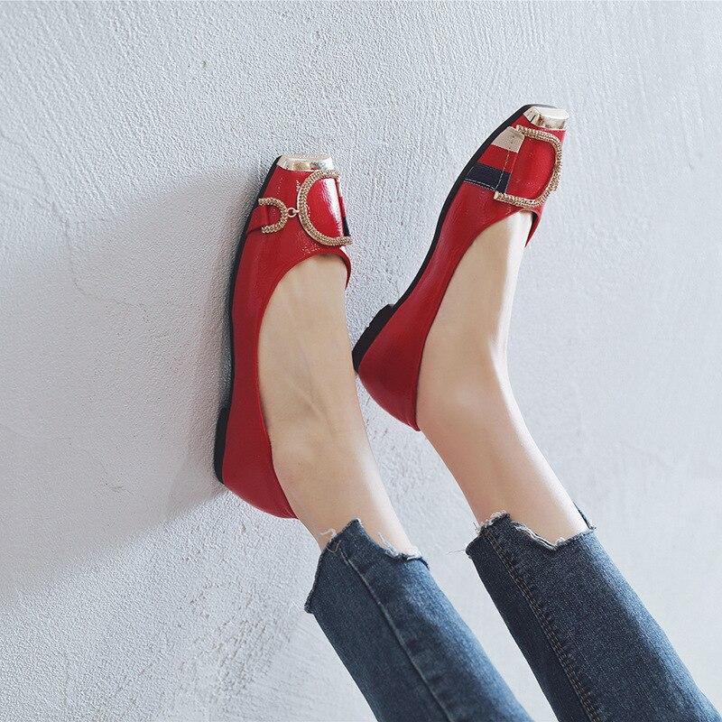 2019 signore della molla mocassini in pelle scarpe basse piane delle donne scarpe antiscivolo delle donne scarpe casual2019 signore della molla mocassini in pelle scarpe basse piane delle donne scarpe antiscivolo delle donne scarpe casual