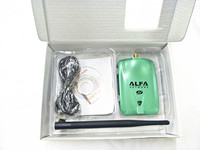 Alfa USB AWUS036NH Ralink 3070L Чипсет 2000 mW Беспроводной N USB Wifi адаптер 150 Мбит Беспроводной USB адаптер Wi-Fi 1 шт за комплект