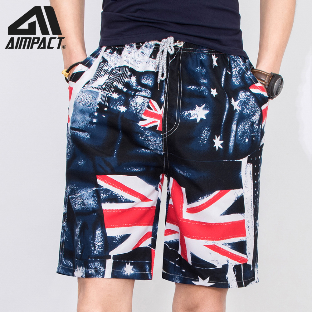 Fashion Swim Trunks for Men Summer Quick Dry Surf Beach Swimming   Shorts   New UK Flag Holiday   Board     Shorts   Hybrid   Shorts   AM2102