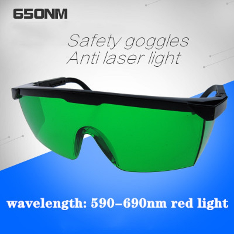 650nm Laser Safety Glasses Welding 450Laser Engraving Machine Protection Eye-wear Anti Glare Night-Vision Eye Protective Glasses