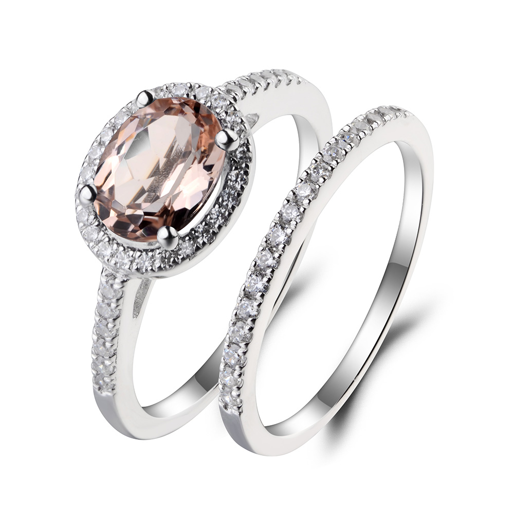 stone cz sabo and pink rings jewellery from thomas image rose square gold gemstone ring