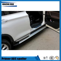 High quality aluminium alloy original model thresholds side step running board for X3 F25 2014 X4 F26