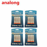 Ni-MH 1000mAh AAA Batteries 1.2V AAA Rechargeable Battery Low Self-Discharge analong
