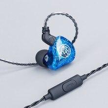 TFZ T1s Dinamica monitor auricolari del telefono Mobile universale hifi In Ear Auricolari