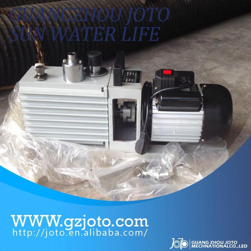 Stainless Steel High Speed Direct Drive Rotary Vane 2XZ-8 vacuum pump
