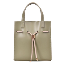 Pure Color Tide Korean Version of The Three-dimensional Bag Wild Chain Messenger Female Fashion Simple Shoulder 2019 New