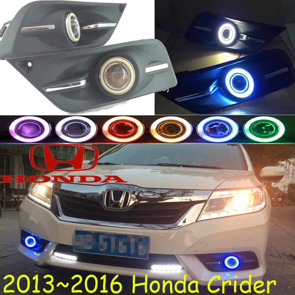 CRIDE fog light ,2013~2016;Free ship!CRIDE daytime light,2ps/set+wire ON/OFF:Halogen/HID XENON+Ballast,CRIDE 2013 2016 innova daytime light free