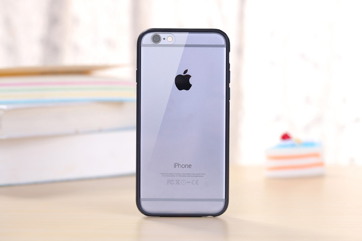 20pcs/lot Free shipping 12colours Rainbow candy colour TPU+Acrylic back cover case for iphone 5 6 7 8 X 6 7 8 plus case housing