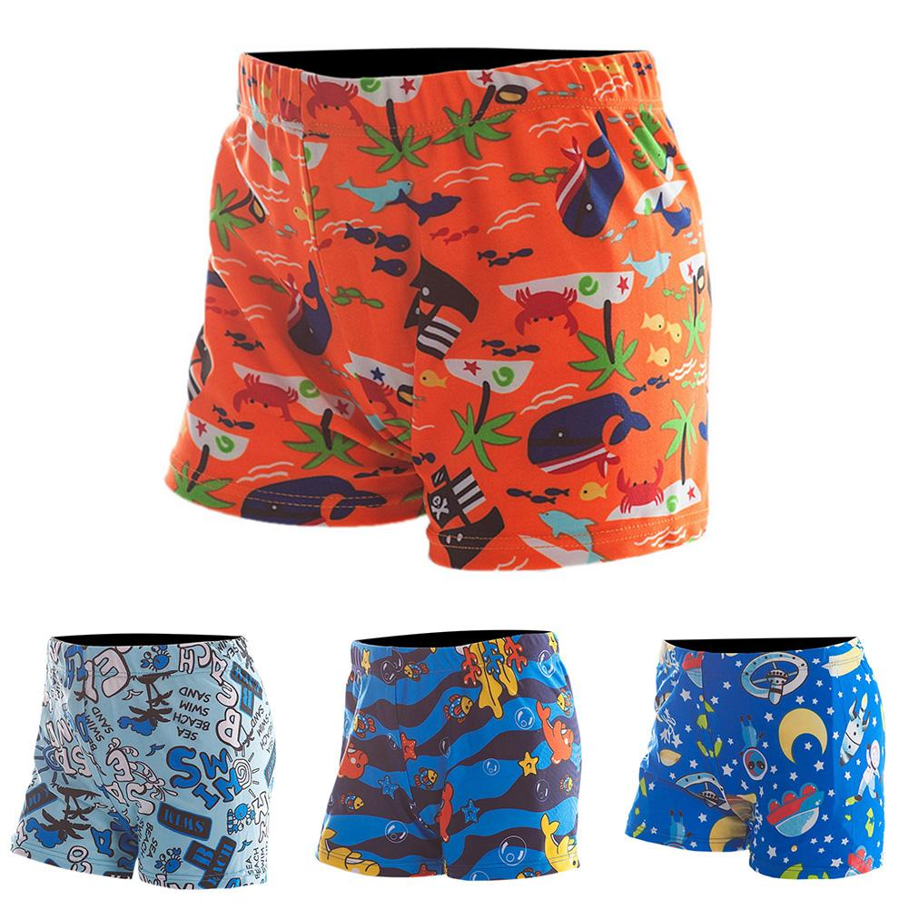 3be40f80a8 Detail Feedback Questions about Children Summer Boys Cartoon Print Swimming  Trunks Quick drying Boxers Beach Shorts Surfing Bathers Beach Swimming  Pants on ...