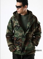 G8 military tactical jacket for men fleece liner outdoor windbreakerjacket warm coat winter jacket
