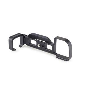 Image 3 - Innorel LB A6000 l 형 알루미늄 합금 퀵 릴리스 플레이트 삼각대 수직 l 브래킷 핸드 그립 sony a6000 전용 사용