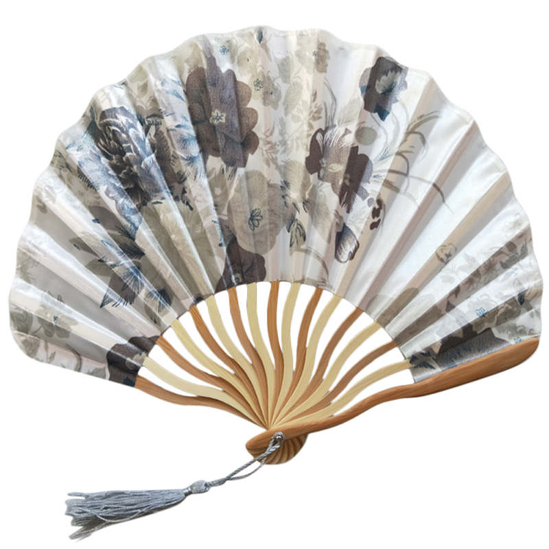 Chinese Style Bamboo Decoration Fan 5
