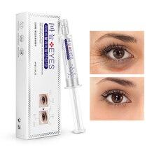 BIOAQUA Collagen Moisturizing Eye Cream Essence Serum Anti Puffiness Dark Circle Aging Hyaluronic Acid Repair Care