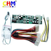 Free Shipping 160W 8V 28V Mini ITX M2 Car PC DC DC ATX Power Supply With