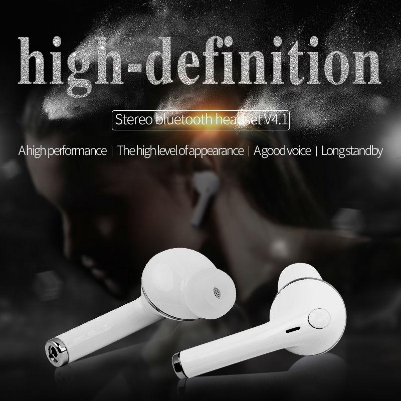 BetterHope BH-V1 2017 modni mini brezžični Bluetooth slušalke - Prenosni avdio in video - Fotografija 3