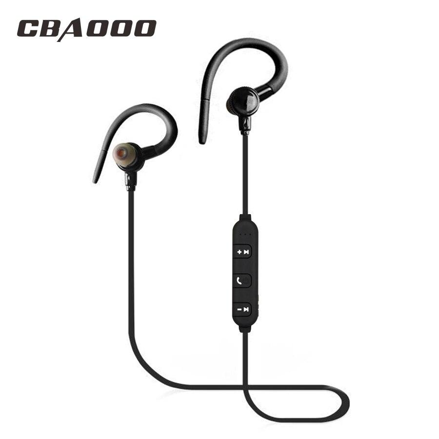 Wireless Headphones Bluetooth Sport Sweatproof Stereo Bluetooth Earphone Earbuds Headset With Microphone For Phone Sport