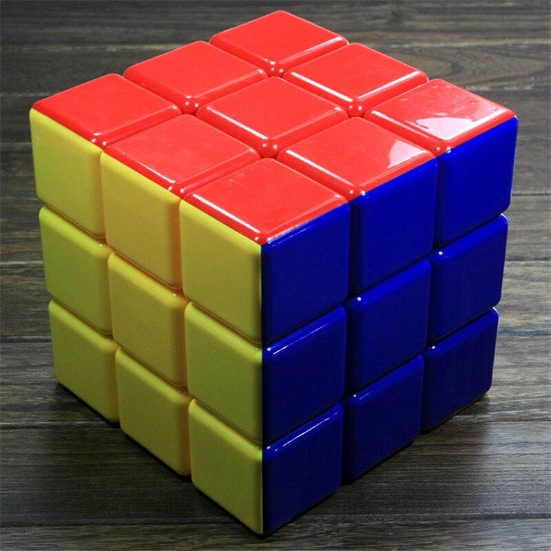 Supper big 18cm 3x3x3 Cube Big Magic cube Puzzle Rubike cube 3x3 Speed Cube Professional Educational Toys