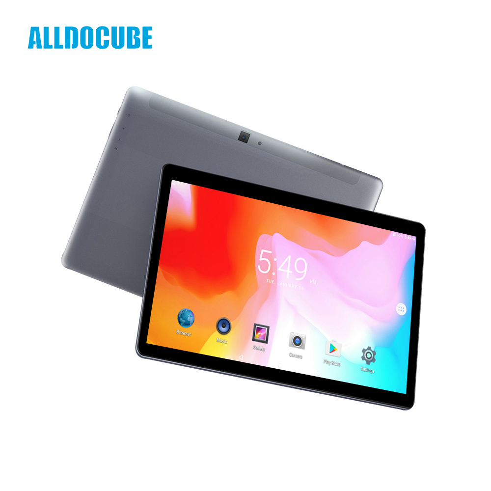 ALLDOCUBE M5S 10.1 inch 4G LTE Phablet MTK X20 10 Core Android 8.0 Phone Call Tablets PC 1920*1200 FHD IPS 3GB RAM 32GB ROM GPS alldocube m5s 10 1 inch 1200 1920 4g phone call tablet pc mtk6797 x20 deca core android 8 0 3gb ram 32gb rom