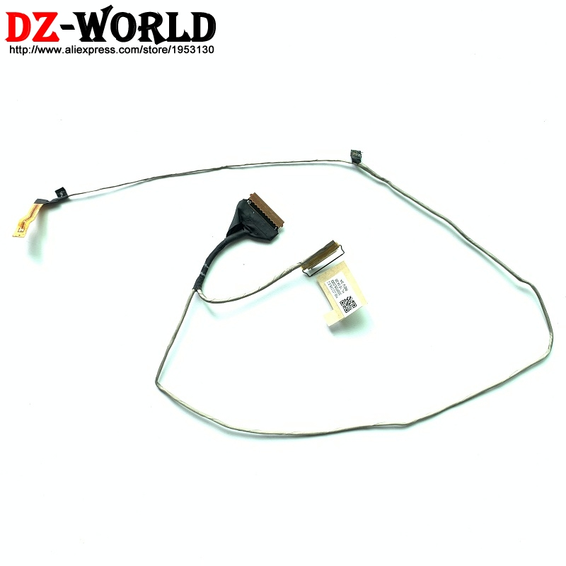 Computer Cables & Connectors Sensible New Original Led Fhd Lcd Flex Cable No Touch For Lenovo Thinkpad 13 Gen 2 13 Chromebook 01av630 01hw843 Dd0ps8lc002