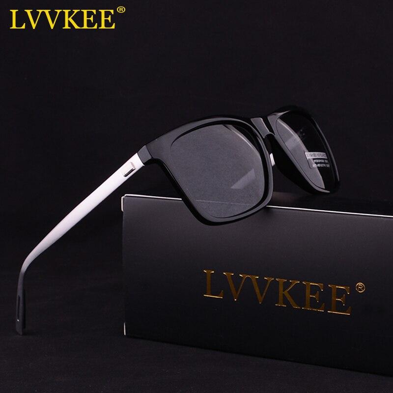 LVVKEE Fashion 2018 HD Polarized Sunglases Men Luxury Brand Designer - Киімге арналған аксессуарлар - фото 3