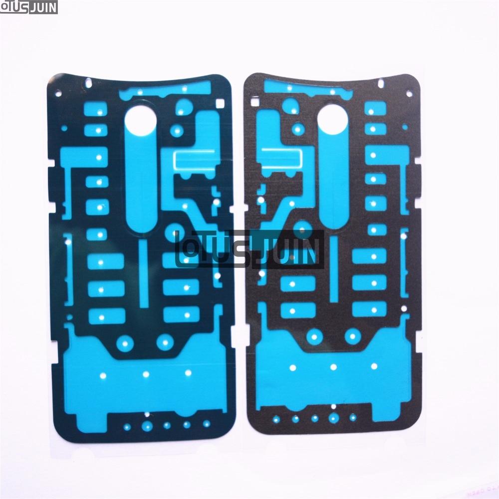 2pcs Original Sticker Adhesive Glue Tape For Motorola MOTO X Style XT1575 XT1572 XT1570 Battery Cover Back Rear Door