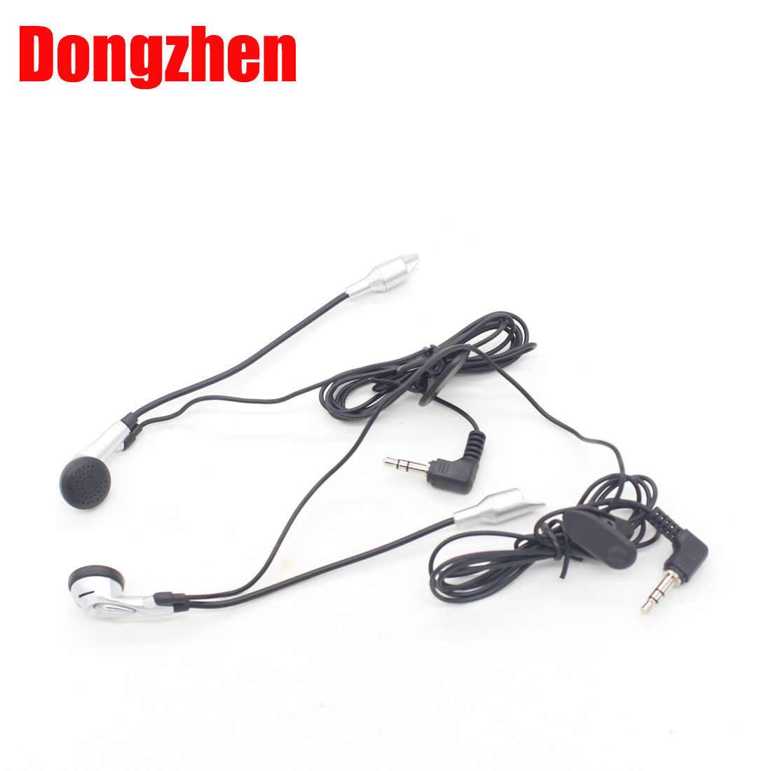 Dongzhen kompaktowy przewodowy Talkie przenośny zestaw słuchawkowy domofon motocykl słuchawki domofon dla jeźdźca kierowcy