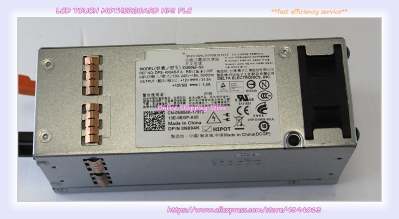 For X343 Server Power Supply DPS-350MB-1 350W 01R0838 RPS-350-1 great wall 350 p4 250w 350w desktop server