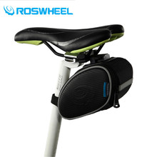 2017New Outdoor Cycling Mountain Bike Back Seat Bicycle Rear Bag Polyster Bike Saddle Bag Bicycle Accessories Tail Pouch Package