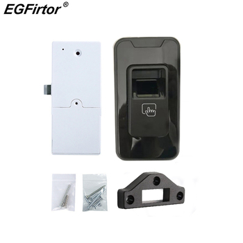 100 Users Fingerprint Digits Lock Biometric Fingerprint Access Controller Door Opener Cabinet File Door Electronic Lock 1