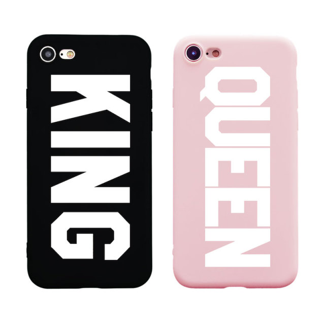 coque iphone 7 plus king
