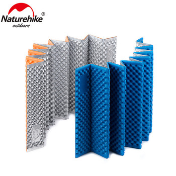 Naturehike Picnic Mat Portable Outdoor Beach Mat Moistureproof Camping Mattress Sleeping Pad Folding Egg Slot Yoga Mat IXPE+EVA