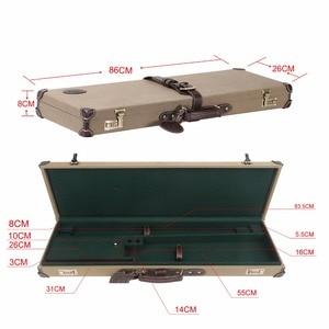 Image 5 - Tourbon Tactical Universal Gun Case Bag Slip Hunting Gun Storage Rifle Shotgun Carrier with Lock Gun Accessories