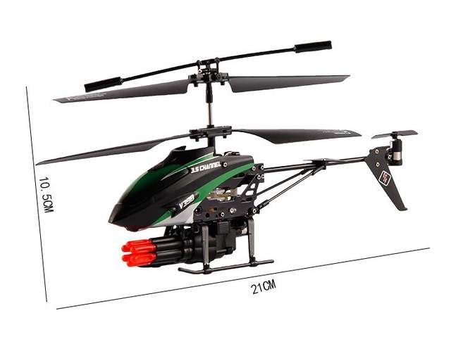 Missile Shooting Rc Helicopter Launch Si3 – Meta Morphoz