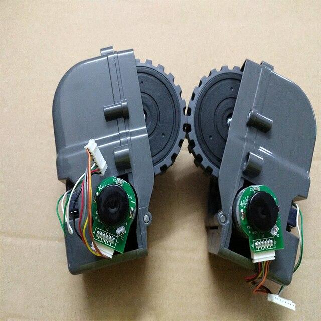 팬더 x500 용 휠 모터 ECOVACS CR120 CEN546 CEN540 진공 청소기 교체 휠 액세서리 부품