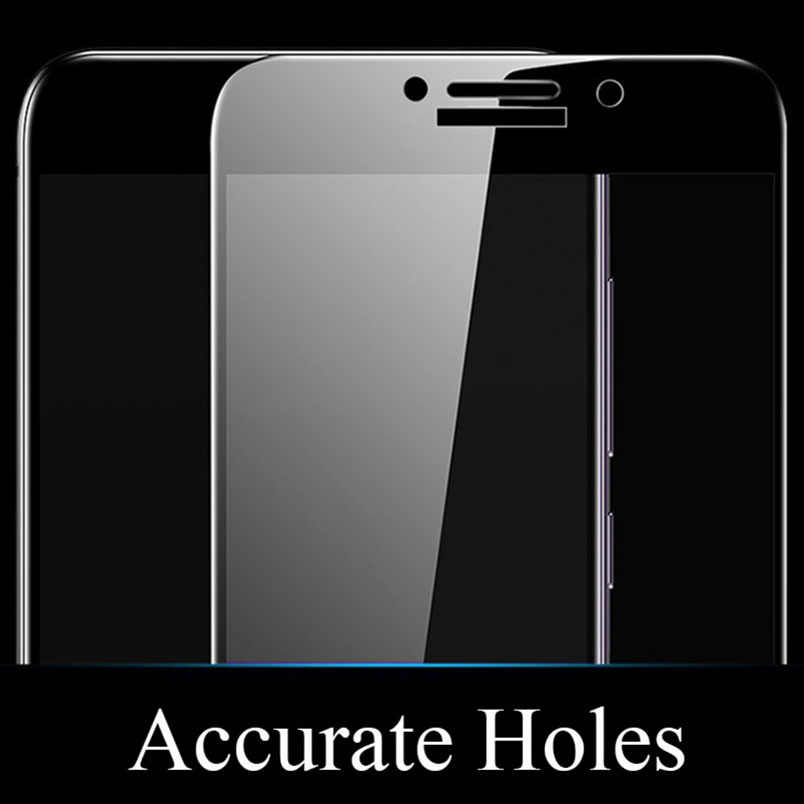 9D Screen Protector für Samsung Galaxy A8 A8s A7 Pro Plus J5 J7 Prime Max 2017 2018 Schutz Gehärtetem Glas volle Abdeckung Film Fall