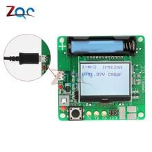 3,7 в версия индуктора-конденсатора ESR метр DIY MG328 Многофункциональный тестер Измеритель сопротивления