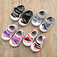 Baby toddler shoes Summer 0 3 Years Old Toddler Shoes Baby Shoes Soft Sole Air Mesh Casual Shoes