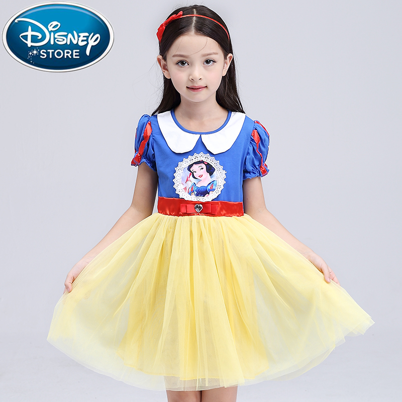 Clothing, Shoes & Accessories Disney Frozen Elsa Anna Girls Tutu Dress Size 4 Big Clearance Sale