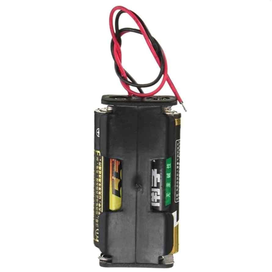 2-слот 2 х АА Батарея Back To задний держатель Чехол Коробка с проводами MOSUNX Futural Digital F35