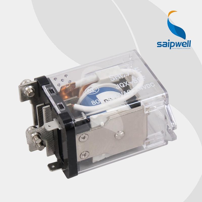 цена на 2014 Superior Quality!!Saip CQC,CE,UL Approved  Impact Resistant Electromagnetic  Relay (SHC71E)