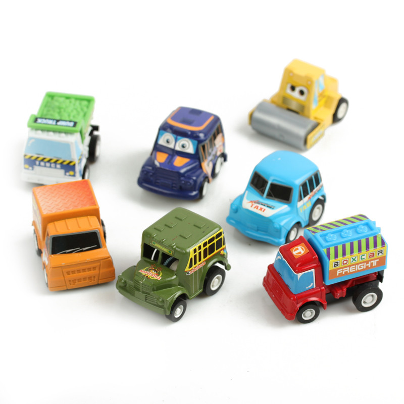 30pieceslot toddler baby kids cute pull back small cars toys gift childrens mini vehicle bauble presents