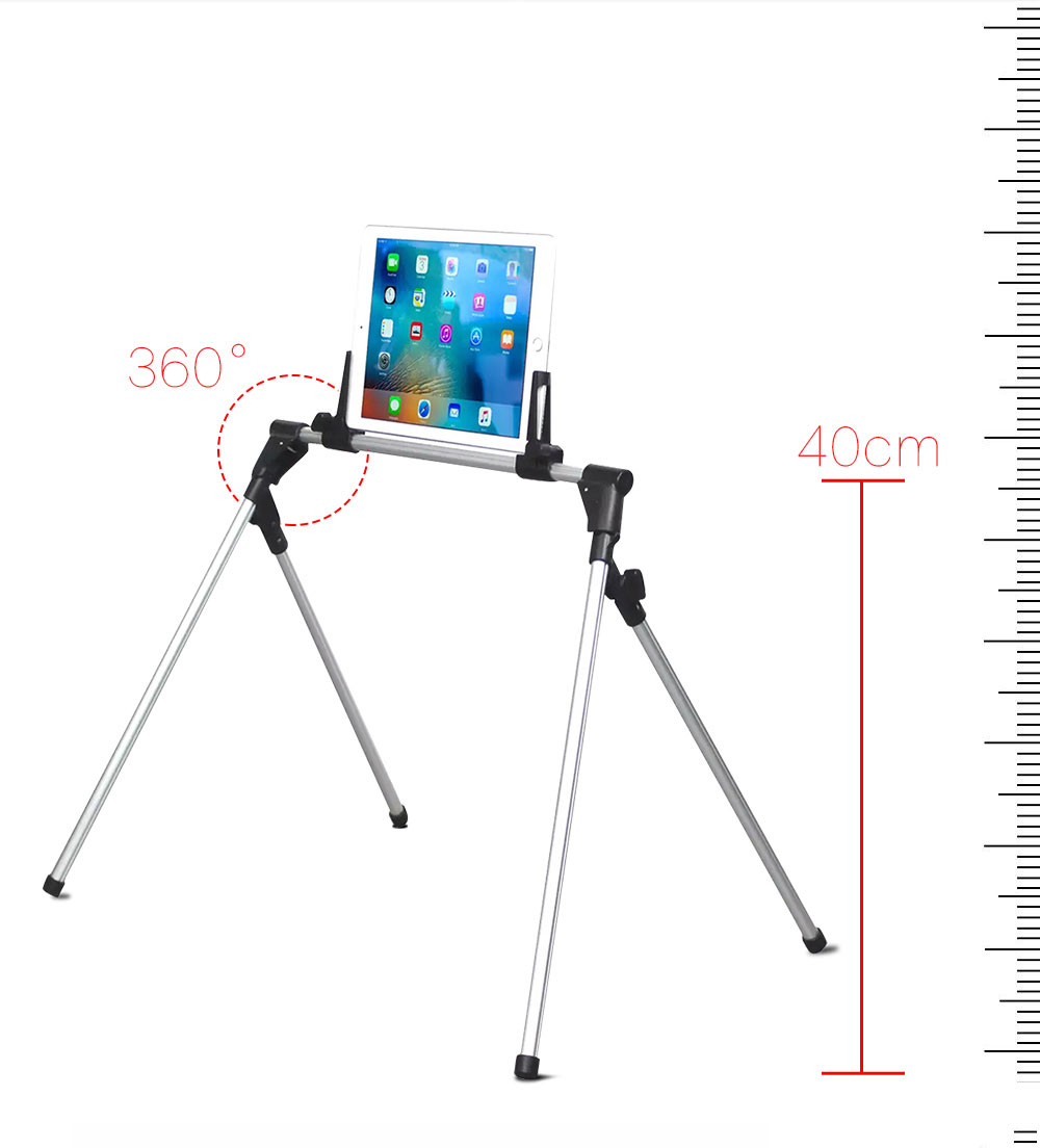 Portefeuille Tablet Phone Stand for Bed Sofa Desk Holder for iPad Pro 12.9 10.5 iPhone X 7 8 Plus Xiaomi Mi Max 3 Porta celular (5)