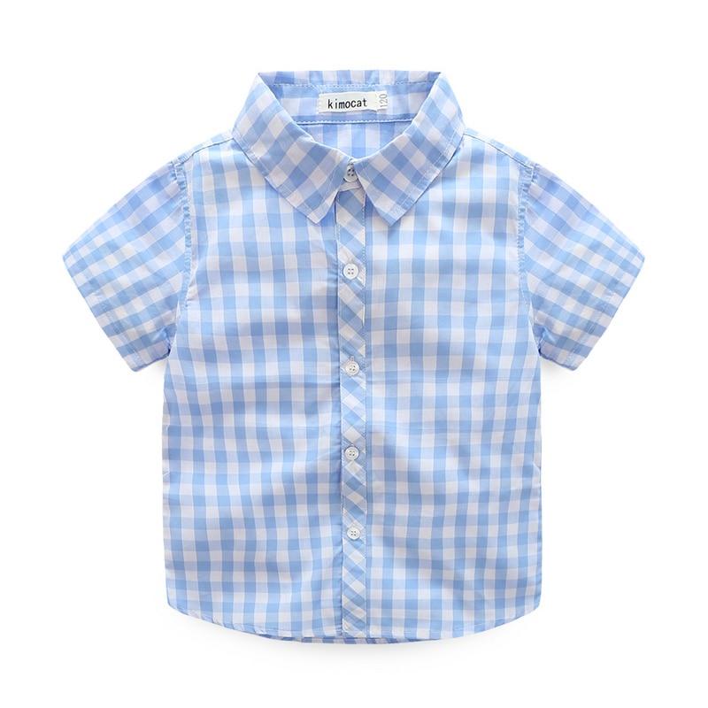Boys Casual Ρούχα Σετ Νέο στυλ Μόδα Παιδιά - Παιδικά ενδύματα - Φωτογραφία 3