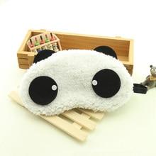 New Panda Sleeping Eye Mask Nap Eye Shade Cartoon Blindfold Sleep Eyes Cover Travel Rest Patch Blinder 13 Pattern