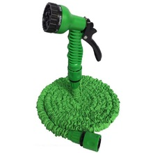 Hot Selling 25FT-150FT Garden Hose Expandable Magic Flexible Water Hose EU Hose Plastic Hoses Pipe With Spray Gun To Watering
