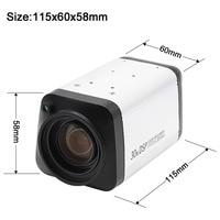 2.0MP All in one camera 30X 3 90mm WDR Box Camera AHD Auto IRIS DSP 30X digital Zoom Surveillance CCTV AHD camera 1080P