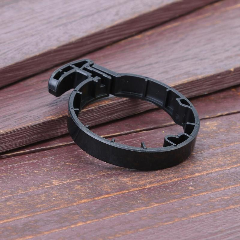 Electric Scooter Bottom Circle Clasped Guard Ring Buckle Skateboard Parts Tube Stem Folding Pack Insurance For Xiaomi Mijia M365 in Scooter Parts Accessories from Sports Entertainment