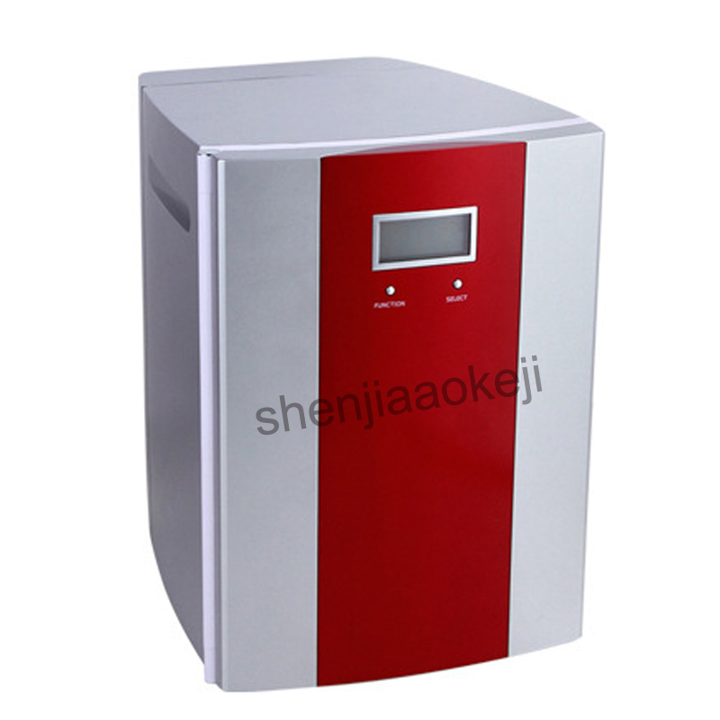 CC 7L Cosmetic refrigerator Electricity cosmetic Fridge Vertical Cooler Cosmetics Reefer Mini Portable Cooling Box 7L 100 220V
