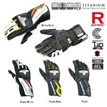 КОМ НИС ГК-149 Titanium Racing перчатки Кожаные Перчатки мотоцикл мотоцикл перчатки 4 цвет Размер S, M, L, XL 2XL